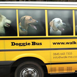 Doggy Bus Vehicle Graphics 02